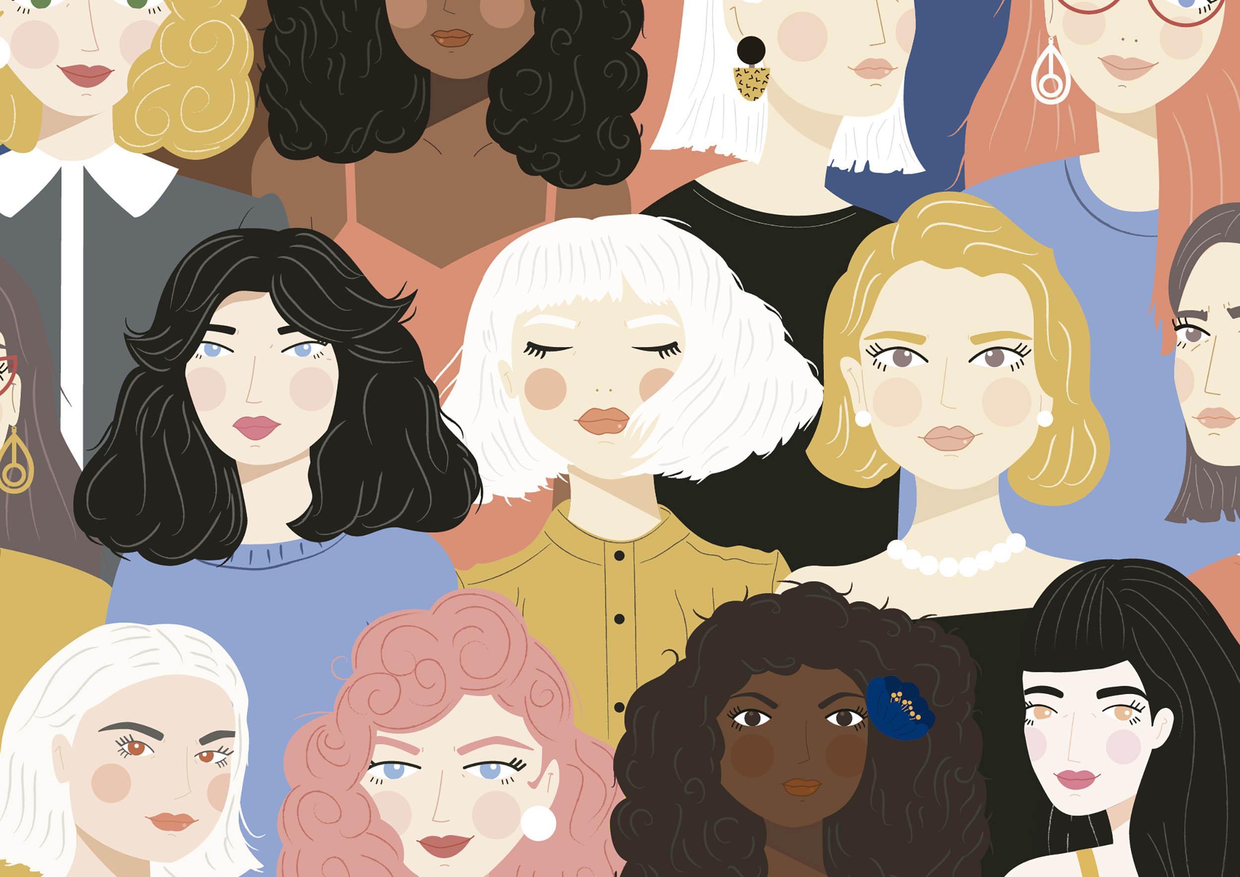 La imagen puede contener: Persona, Cabeza, Arte, Dibujo, Cara, Multitud, Libro, Doodle, Personas, Cómics, Cartel, Mandíbula, Gráficos, Público, Grupo, Jurado, Manga, Dibujo, Discurso, Cabello, Peluquero, Trabajador, Retrato, Lente de contacto, Abrazo , Dentista, Conferencia, Lavado, Alimentos, Debate, Artista intérprete o ejecutante, Muñeca, Barbie, Juez, Enfermera, Garganta, Fotomatón, Familia, Postre, Maquillaje facial, Pastelería, Cuello, Cassette, Muffin, Trenza, Cojín, Escuela, Estantería, Corazón Radio.